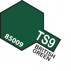 TAMIYA TS-9 BRITISH GREEN
