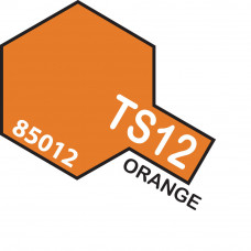 TAMIYA TS-12 ORANGE