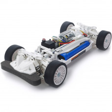 TAMIYA TT-02 CHASSIS KIT WHITE SP