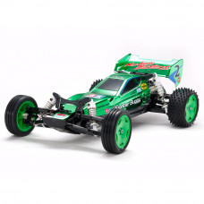 TAMIYA NEO FIGHTER BUGGY GRN MET DT-03