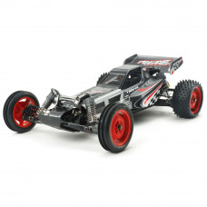 TAMIYA DT-03 BLACK EDITION & RACING FIGHTER BODY, 2WD 1:10