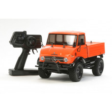 TAMIYA XB UNIMOG 406 (CC-01) ORANGE