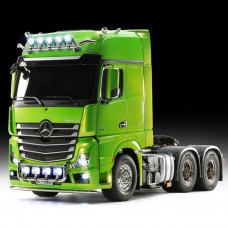 TAMIYA MERCEDES BENZ ACTROS 3363 FULL OPERATION SET