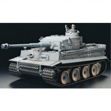 TAMIYA R/C TIGER I EARLY W/OPTION KIT