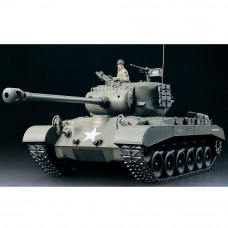 TAMIYA R/C M26 PERSHING W/OPTION KIT