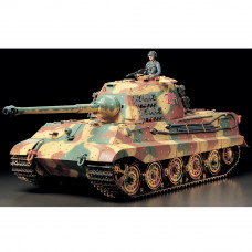 TAMIYA R/C KING TIGER W/OPTION KIT