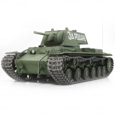 TAMIYA R/C KV-1 W/OPTION KIT