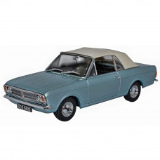 OXFORD FORD CORTINA MKII CRAYFORD CONVERTIBLE BLUE MINK