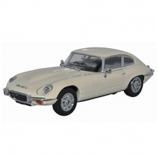 OXFORD JAGUAR V12 E TYPE COUPE OLD ENGLISH WHITE