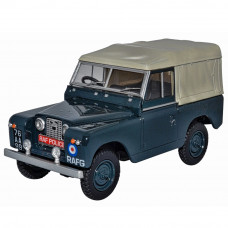 OXFORD LAND ROVER SERIES II SWB CANVAS RAF POLICE