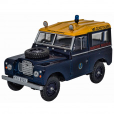 OXFORD LAND ROVER SERIES 3 SWB STATION WAGON HM COASTGUARD