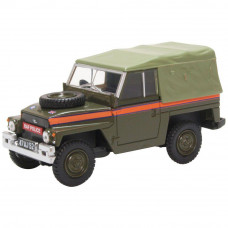 OXFORD LAND ROVER LIGHTWEIGHT CANVAS RAF POLICE