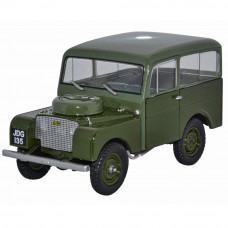 OXFORD LAND ROVER TICKFORD TWO TONE GREEN