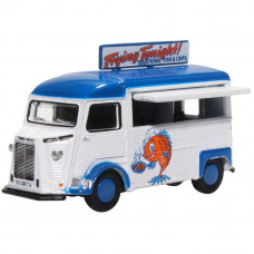 OXFORD CITROEN H CATERING VAN FISH AND CHIPS