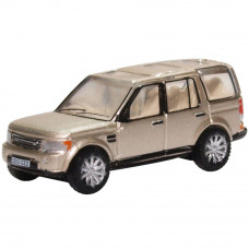 OXFORD LAND ROVER DISCOVERY 4 IPANEMA SAND