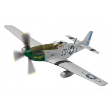 CORGI NORTH AMERICAN MUSTANG P-51D, CAPT RAY WETMORE 'DADDY'S GIRL, 370 FS, MARCH 1945 1:72
