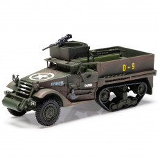 CORGI M3 A1 HALF-TRACK 41ST ARMOURED INFANTRY, 2ND ARMOURED DIVISION, NORMANDY 1944 (D DAY)