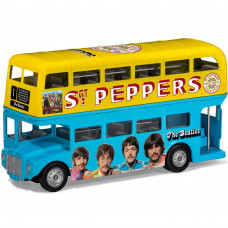 CORGI THE BEATLES - LONDON BUS - 'SGT. PEPPER'S LONELY HEARTS CLUB BAND'