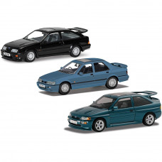 CORGI FORD RS COSWORTH COLLECTION