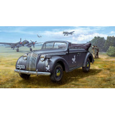 REVELL GERMAN STAFF CAR