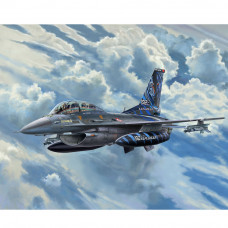 REVELL F-16D FIGHTING FALCON  1:72