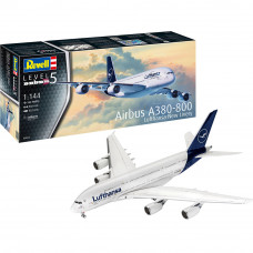 REVELL AIRBUS A380-800 LUFTHANSA NEW LIVERY
