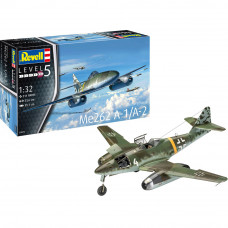 REVELL ME262 A-1 JETFIGHTER
