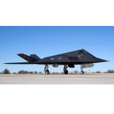 REVELL F-117 STEALTH FIGHTER 1:72