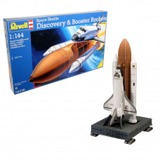 REVELL SPACE SHUTTLE DISCOVERY & BOOSTER