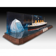 REVELL GIFT SET RMS TITANIC (EASY CLICK) + 3D PUZZLE (ICEBERG) 1:24