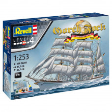 REVELL 60 YEARS GORCH FOCK 1:253
