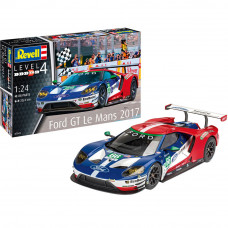 REVELL FORD GT - LE MANS 1:24