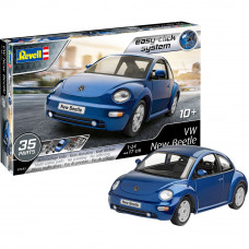 REVELL VW NEW BEETLE (EASY CLICK) 1:24