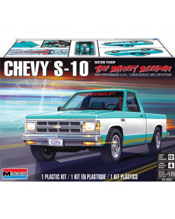 REVELL '90 CHEVY S-10 1:25