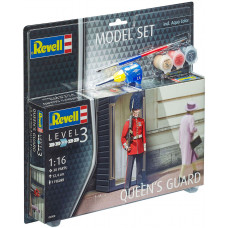 REVELL QUEEN'S GUARDS 1:16