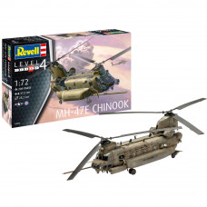 REVELL MH-47 CHINOOK 1:72