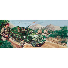 REVELL PERSONNEL CARRIER 1:35