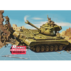 REVELL M47 PATTON TANK 1:32