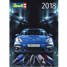 REVELL CATALOGUE 2018 D/GB