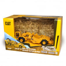 CAT 611 WHEEL TRACTOR SCRAPER 1:64